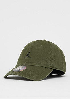JORDAN H86 Jumpman Floppy olive canvas/black
