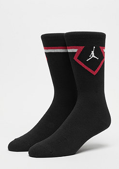 JORDAN Legacy Diamond black/university red/white