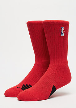 JORDAN NBA Crew university red/black