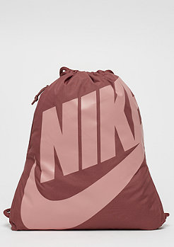 NIKE Heritage Gym red sepia/red sepia/rust pink