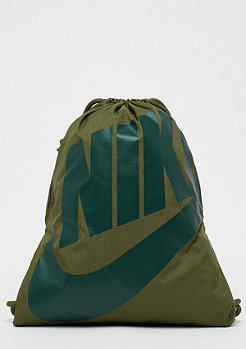 NIKE Heritage Gym olive canvas/midnight spruce