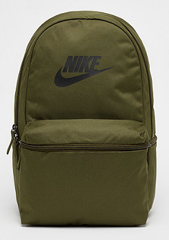 NIKE Heritage BP olive canvas/black/black