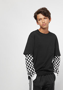 VANS Junior Checker Sleeve black