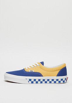 VANS Era (Checkerboard) true blue/yellow