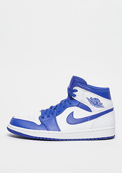 JORDAN Air Jordan 1 Mid white/hyper royal/white