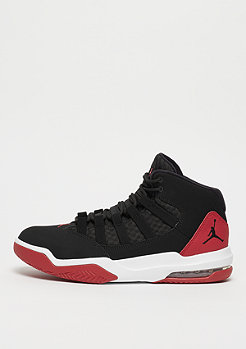 JORDAN Max Aura black/gym red/white