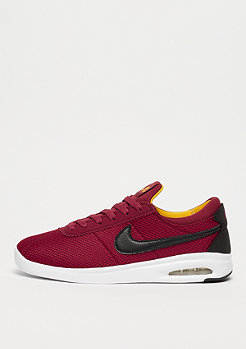 NIKE SB Air Max Bruin Vapor Textile red crush/black/white/yellow