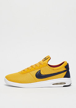 NIKE SB Air Max Bruin Vapor Textile yellow ochre/obsidian red /white