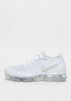 NIKE Air VaporMax Flyknit 2 white/white/vast grey/football grey