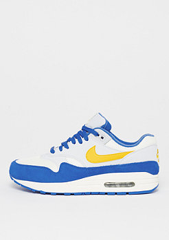 NIKE Air Max 1 sail/amarillo/pure platinum/signal blue