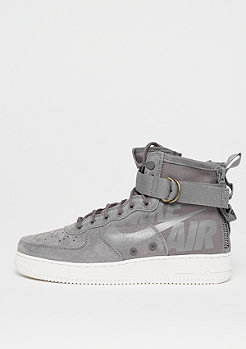 NIKE SF Air Force 1 Mid gunsmoke/gunsmoke/wolf grey/summit white