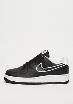NIKE Air Force 1 '07 Leather black/white