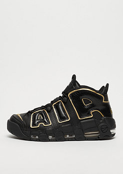 NIKE AIR MORE UPTEMPO '96 FRANCE black/metallic gold