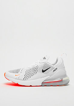 NIKE Air Max 270 white/black/total orange