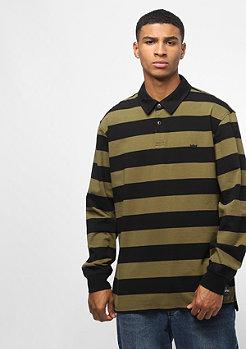 Supra Fifty Stripes black/olive