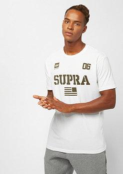 Supra Team USA white/dark olive