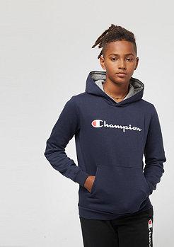 Champion Junior American Classics blue/light grey melange