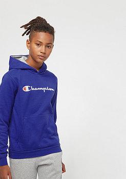 Champion American Classics blue/light grey melange