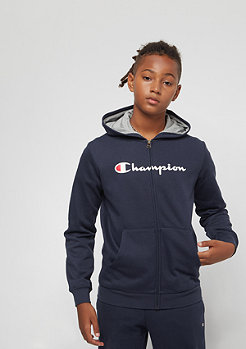 Champion Junior American Classics blue/light grey melange