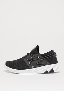 SUPRA Malli black heather/white