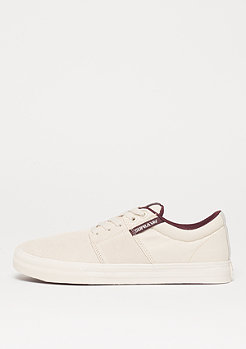 Supra Stacks Vulc II off white/off white
