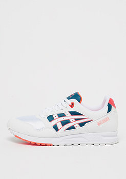 Asics Tiger Gel-Saga white/flash coral