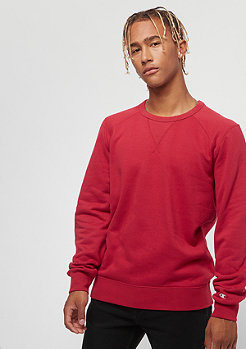 Champion C-Logo Crew red