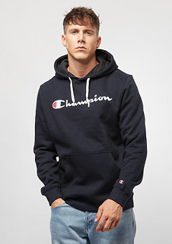 Champion American Classics Hoodie navy/heather black