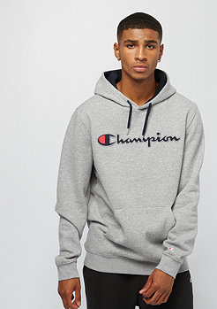Champion American Classics Hoodie light grey heather/navy