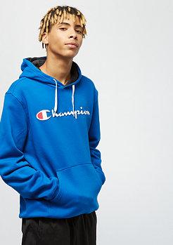 Champion American Classics Hoodie blue/heather black
