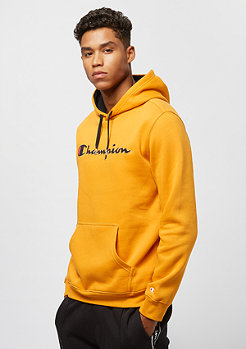 Champion American Classics Hoodie yellow/navy