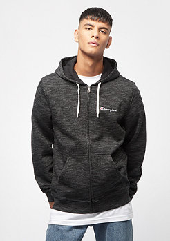 Champion American Classics Zip heather black/black