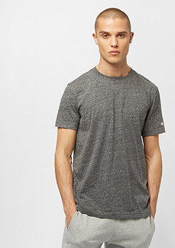 Champion C-Logo Crew Tee heather grey