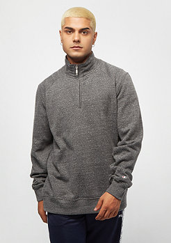 Champion C-Logo Half Zip heather grey