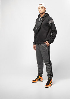 Champion Sweatsuit Hooded Full Zip black/heather grey/heather grey