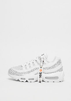 NIKE Air Max 95 white/white-white-black