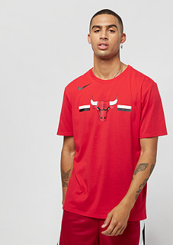NIKE Basketball NBA Chicago Bulls Dry university red