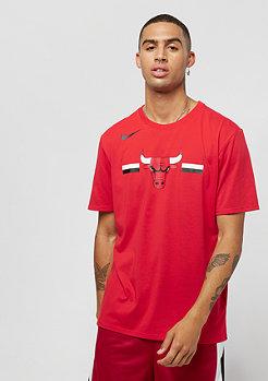 NIKE Basketball NBA Chicago Bulls Dry university red