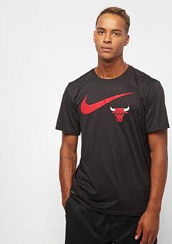 NIKE Basketball NBA Chicago Bulls Dry black