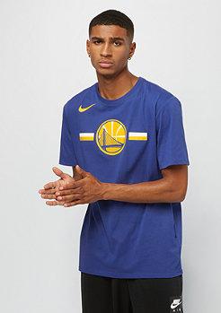 NIKE Basketball NBA Golden State Warriors Dry rush blue