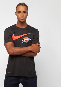 NIKE Basketball NBA Oklahoma City Thunder Dry black