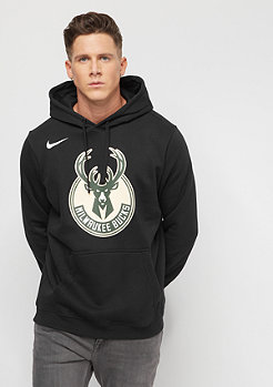 NIKE Basketball NBA Milwaukee Bucks Essential black