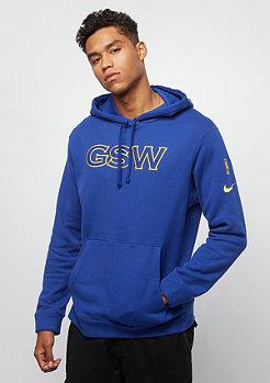 NIKE Basketball NBA Golden State Warriors PO Courtside rush blue/amarillo