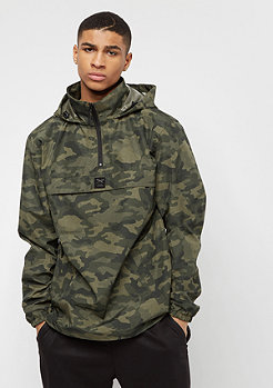 Iriedaily Gripdstop camouflage/olive