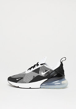 NIKE Air Max 270 Knit Jaquard black/white-cool grey-metallic silv