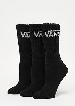 VANS WMNS Basic Crew 7 black/lavend