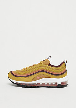 NIKE Air Max 97 wheat gold/terra blush-burgundy crush