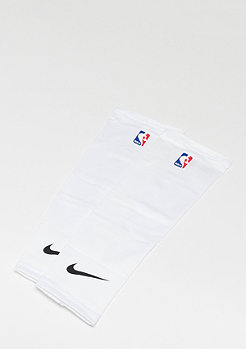 NIKE Shooter Sleeves NBA white/black