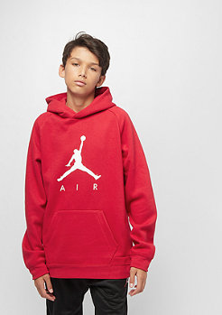 JORDAN Junior Jumpman Fleece gym red