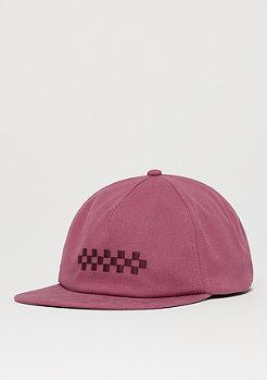 VANS Overtime Hat dry rose